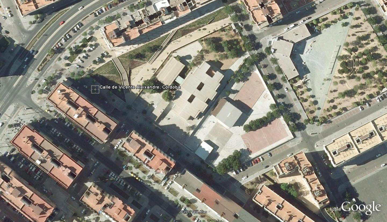 Circuito Parque Cruz Conde Cordoba : Parque cruz conde es un barrio d